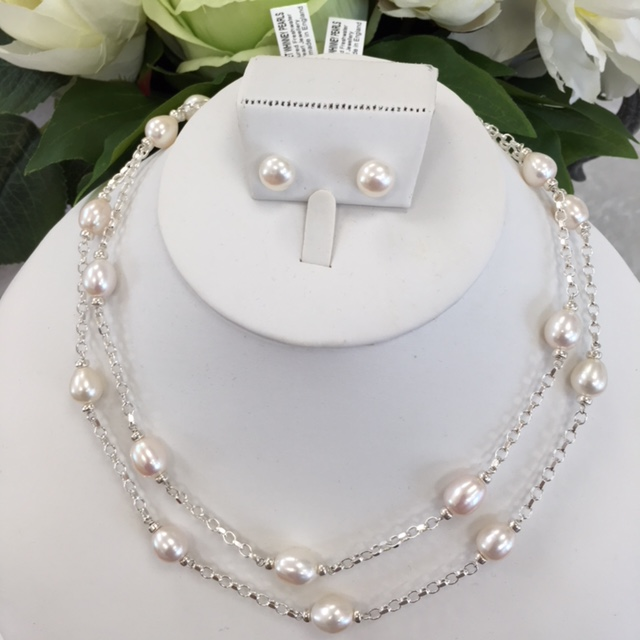 Harriet Whinney Cultured Pearl Jewellery